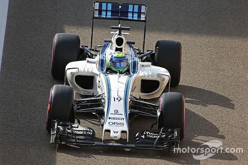 Felipe Massa conclut par une Q3