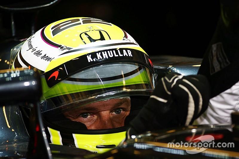 Button: Mission points pour la dernière en F1