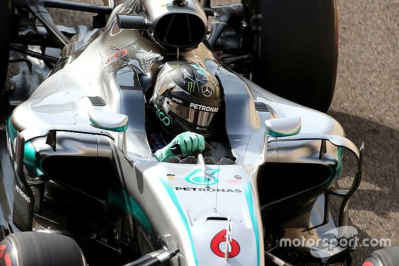 """Em 2º, Rosberg nega cautela: """"vim aqui para vencer"""""""
