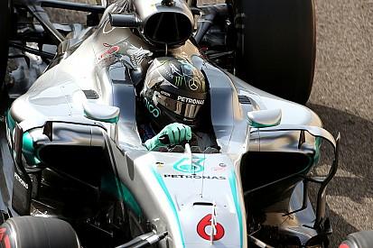 """Rosberg: """"Lotto sempre per vincere, Hamilton oggi è stato più bravo"""""""