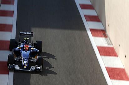 Marcando carros da Manor, Nasr diz que poderia largar em 17º