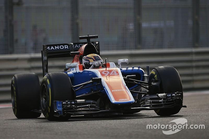 """Pascal Wehrlein nach Qualifying in Abu Dhabi: """"Haben davon geträumt, vor Sauber zu sein"""""""