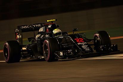 "【F1アブダビGP】バトン、""最後の予選""を堪能。「12番グリッドは悪くない場所」"