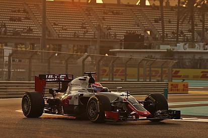 """""""Déçu"""", Grosjean ne sait pas """"quoi penser"""" avant la course"""
