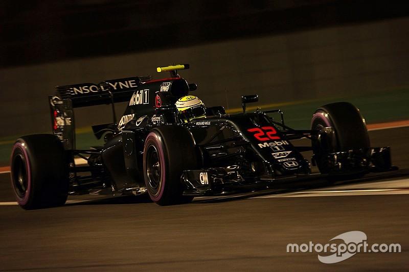 12º, Button diz que último quali da carreira foi gratificante