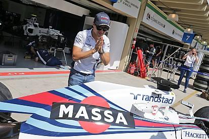 【F1】ウイリアムズ、引退のマッサに粋な計らい。ブラジルGPのマシンをプレゼント