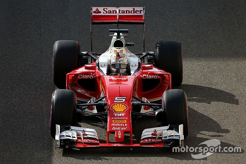 Vettel mengaku terhambat oleh insiden Verstappen di Q3