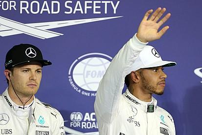 Mercedes, Hamilton'ın Rosberg'i yavaşlatmasına izin verecek mi?