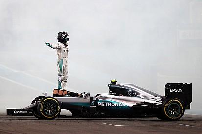 Course - Rosberg sacré, Hamilton a tout tenté!