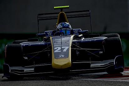 Хьюз выиграл финальную гонку сезона GP3, Терещенко – 6-й
