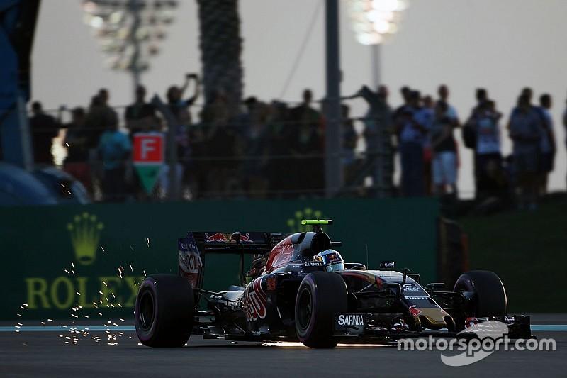 """Toro Rosso """"pas sûr à 100%"""" d'avoir réglé ses problèmes de crevaison"""