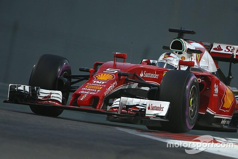 """Vettel - Les Red Bull seront """"vulnérables"""" au départ"""