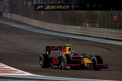 Abu Dhabi GP2: Gasly a bajnok, Lynn nyerte a futamot