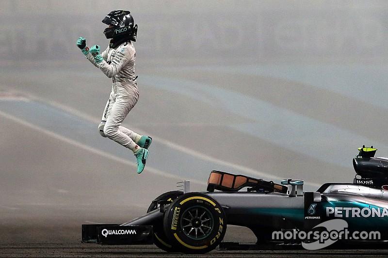 Além de Rosberg campeão, Williams perde para Force India