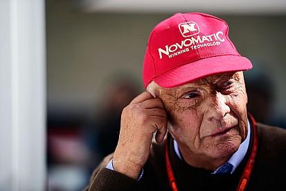 """Lauda: """"Dobbiamo capire perché Lewis non era veloce come sempre"""""""