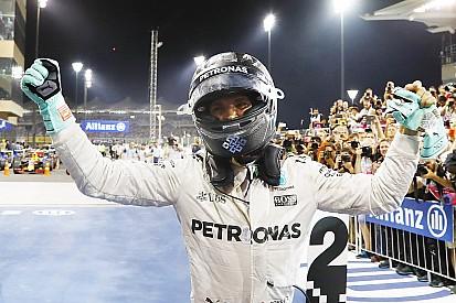 """Rosberg: """"Este ha sido mi sueño desde niño y por fin lo conseguí"""""""