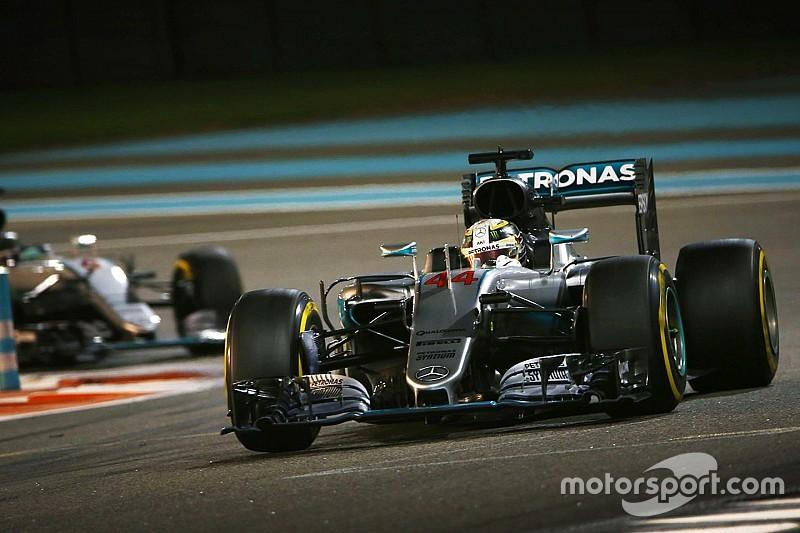 Hamilton parabeniza Nico, mas lembra de falhas mecânicas