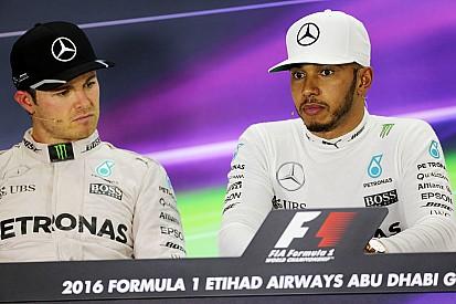 Hamilton bersikeras tidak berbuat curang kepada Rosberg di akhir lomba