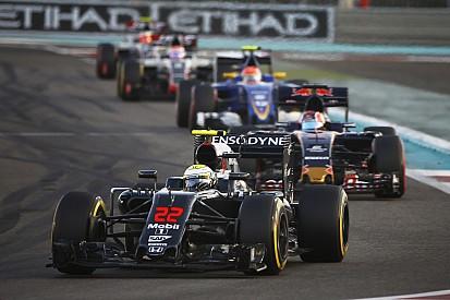 【F1アブダビGP】バトン、ラストレースでのリタイアは「重要なことじゃない」