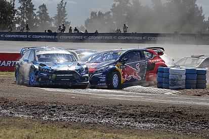 Arjantin WRX: Bakkerud dominant bir yarış ile sezonun son zaferinin sahibi