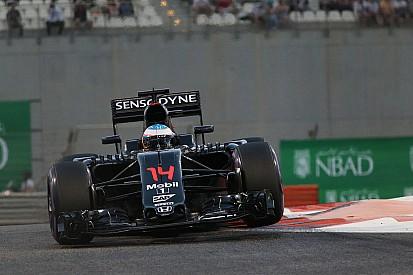 【F1】「今年はポジティブだった」と語るアロンソ。新チャンピオンのロズベルグを祝福