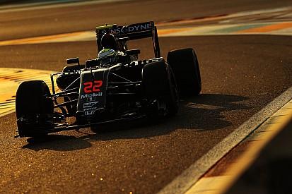 Button menikmati hikmah di balapan terakhirnya
