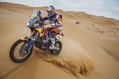 Dakar-kampioen Price tot eind 2019 bij KTM