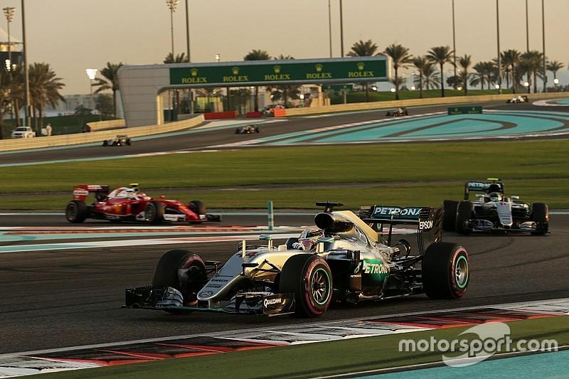 """Mercedes/Hamilton - """"L'anarchie ne marche dans aucune équipe"""""""