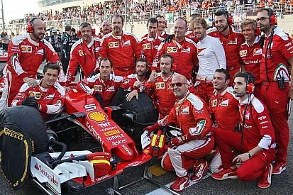 Berger - Il manque des grands noms chez Ferrari
