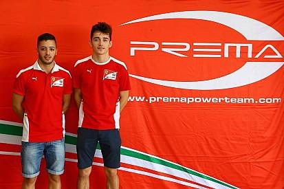 La Prema ufficializza Leclerc e Fuoco come piloti GP2 per il 2017