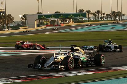 """Mercedes geram dengan sikap """"anarkis"""" Hamilton"""