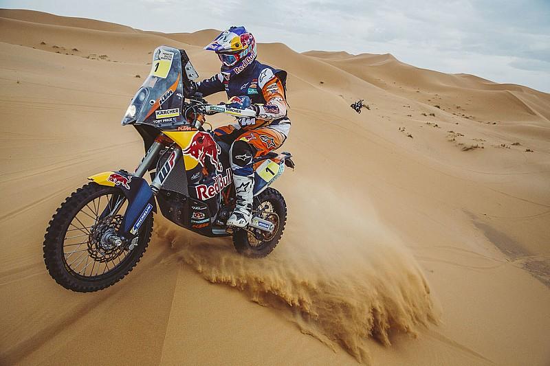Dakar-Titelverteidiger fährt auch 2017 und weiter für KTM