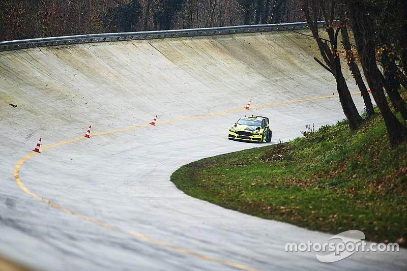 Sordo contra Rossi, duelo en el Monza Rally Show