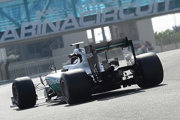 Галерея: итоговые тесты Pirelli в Абу-Даби