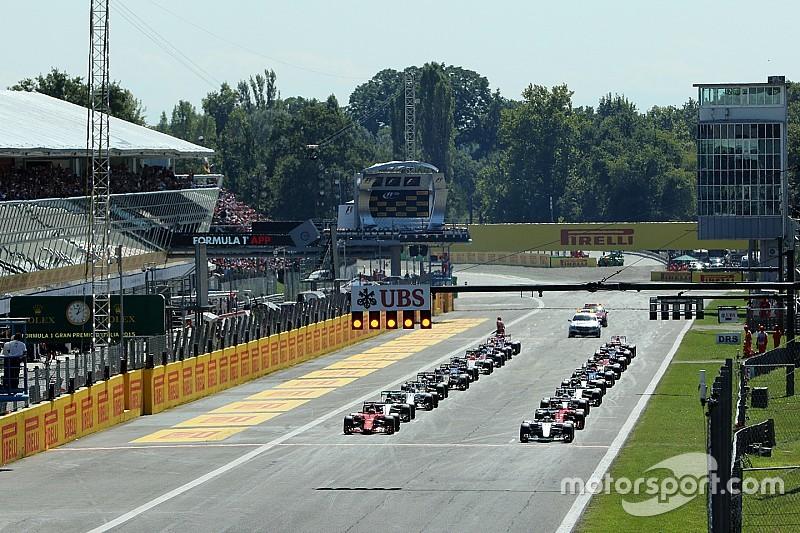 Monza renueva como sede del GP de Italia de F1