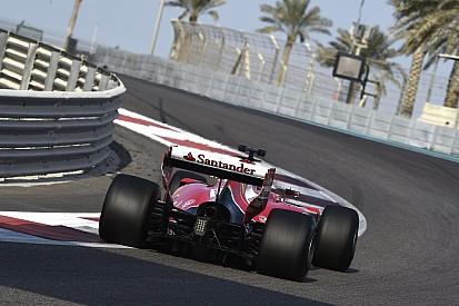 Galeria: Fórmula 1 testa com pneus de 2017 em Abu Dhabi