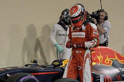 Raikkonen: Rosberg bu yıl daha iyiydi