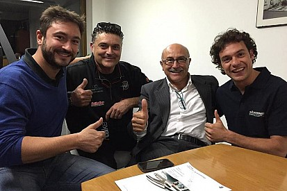 Rolfo rimane in Supersport anche nel 2017 con il team Factory Vamag
