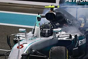 Formel 1 News Formel 1 2017: Startet Weltmeister Nico Rosberg mit der Nummer 1?