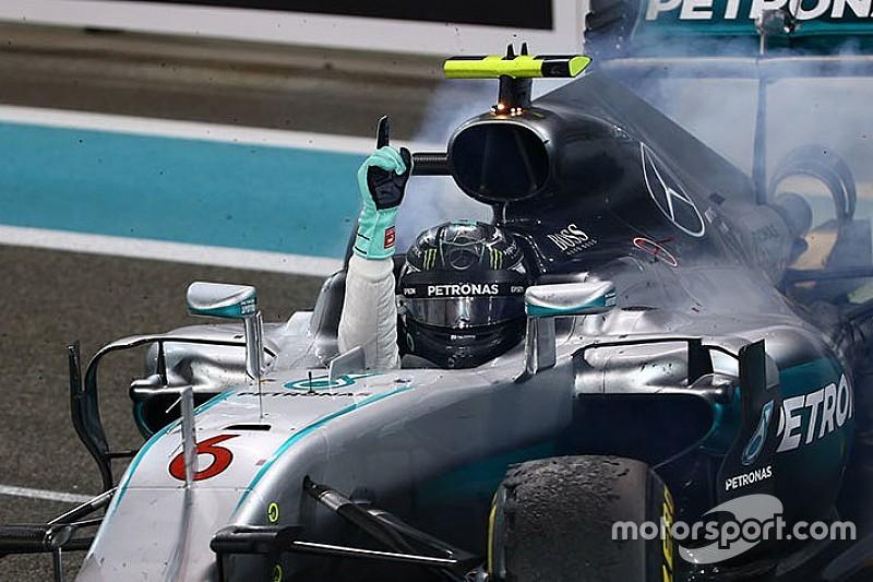 Formel 1 2017: Startet Weltmeister Nico Rosberg mit der Nummer 1?
