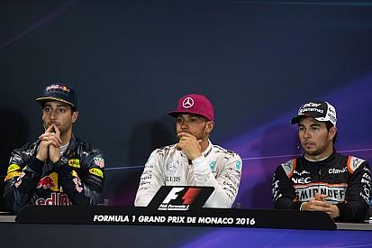 Ricciardo az elbukott monacói győzelme után egyszerűen hazament, otthagyván a Red Bullt