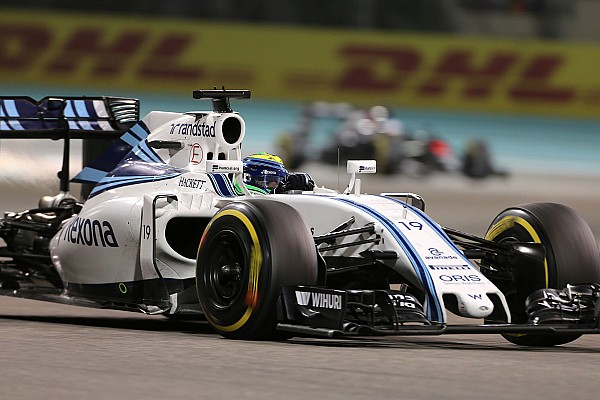"F1 马萨在阿布扎比""像职业生涯第一圈""那样战斗"