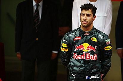 Ricciardo rememora su enfado tras la mayor decepción del año