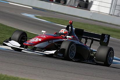 Le Français Nico Jamin signe chez Andretti en Indy Lights