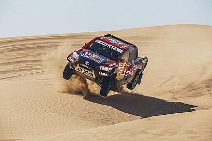 Két gyári csapattal vág neki a 2017-es Dakarnak a Toyota