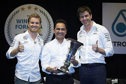 """Rosberg - """"48 heures avec des émotions incroyables"""""""