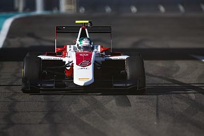 Fukuzumi leidt ART 1-2-3 op eerste GP3-testdag in Abu Dhabi