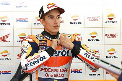 Marquez rupanya dalam tekanan berat sepanjang 2016