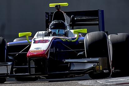 Marciello zet snelste tijd tijdens eerste GP2-testdag