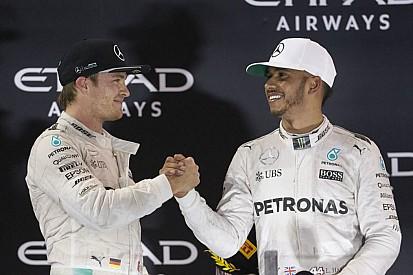 """Nico Rosberg: """"Grundrespekt"""" zwischen ihm und Lewis Hamilton bleibt bestehen"""